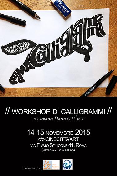 Locandina WS Calligrammi 2015_sito