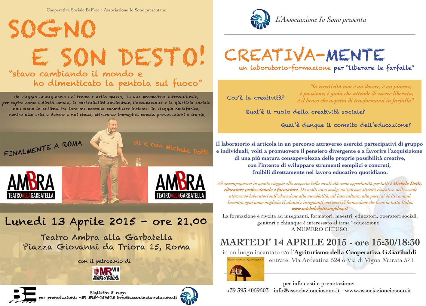 eventi-michele-dotti-roma-aprile
